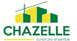 Logo CHAZELLE - construire ensemble