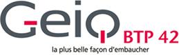 Logo GEIQ BTP 42